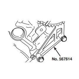 Calador Ford 4.6, 5.4, 6.8L 3V JTC