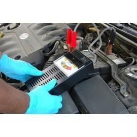 Tester para Batería con Descarga Análogo JTC