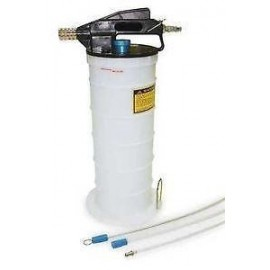 Extractor de Aceite Neumático 9 Litros VIKTEC