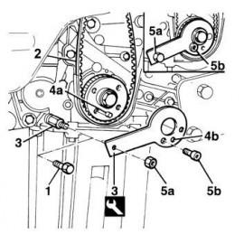 Fiat con cadena y Vauxhall/Opel 1.3y 1.9 CDTI