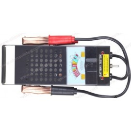 Tester para Batería con Descarga Análogo