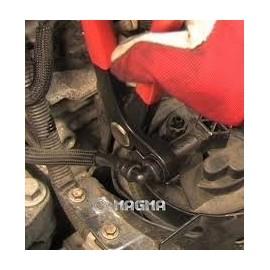 """Alicate 9"""" para Cañeria de Combustible VW y FIAT VIKTEC"""