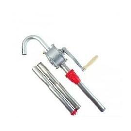 Bomba Trasvasijadora Aceite Manual Aluminio VIKTEC