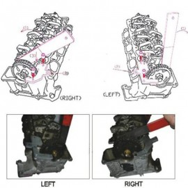 Calador para Mercedes M112-M113 VIKTEC