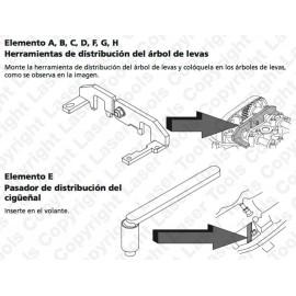 Calador Citroen Peugeot PSA 1.0 1.2 VTI