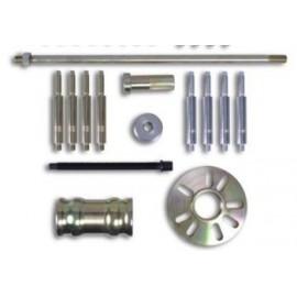 Juego Extractor Rodamiento Maza Impacto 18 Pzas VIKTEC 90-130mm