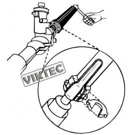 Juego Extractor Terminal Interior VIKTEC