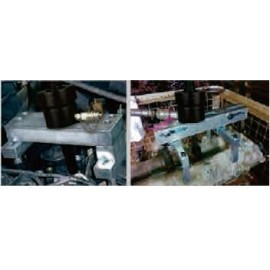 Juego Extractor Hidráulico para Inyectorres VIKTEC