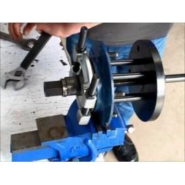 Juego Extractor Separador Rodamientos Hidráulico 10 Ton VIKTEC