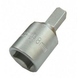 Dado Tapon de Aceite Cuadrado 8mm JTC