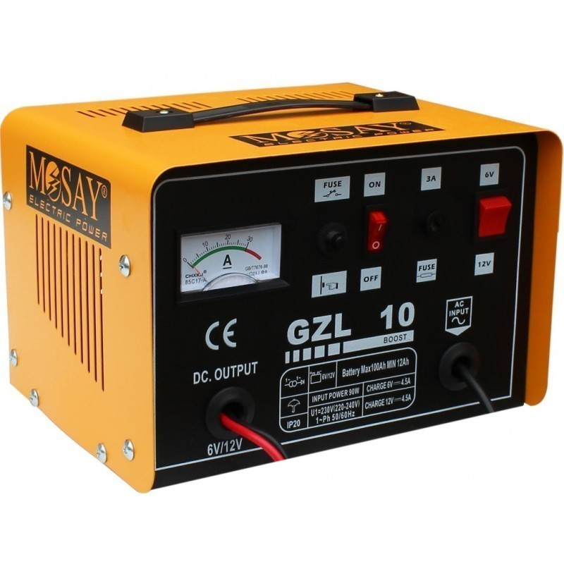 Cargador de Batería GZL10 MOSAY