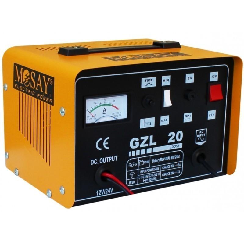 Cargador de Batería GZL20 MOSAY
